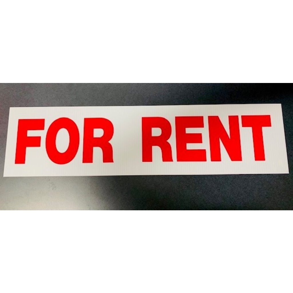 For Rent 6 x 24