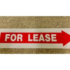 For Lease >>>  6 x 24
