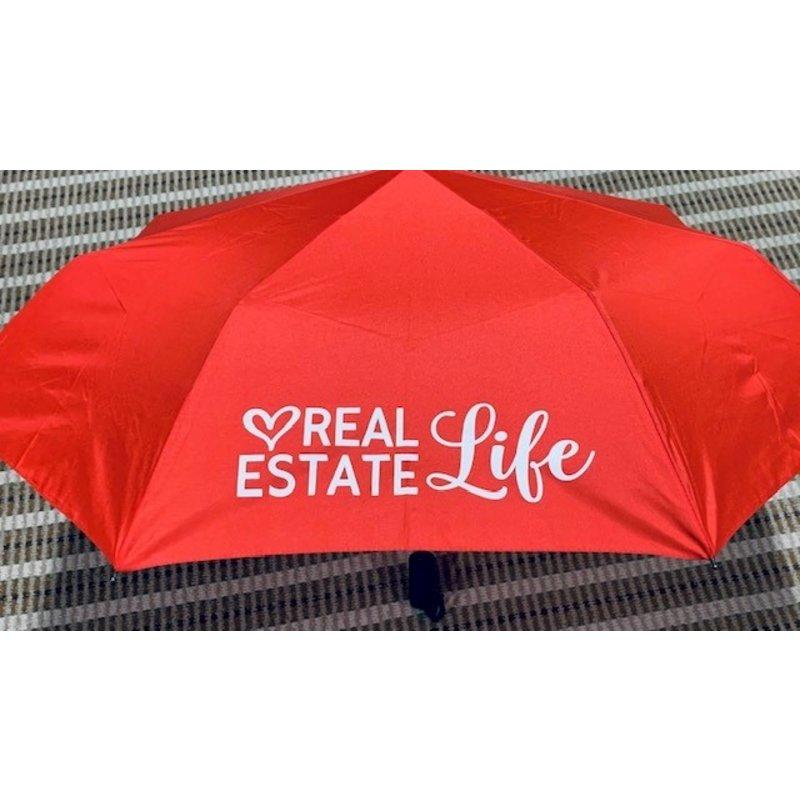 Heart  Real Estate Life Umbrella