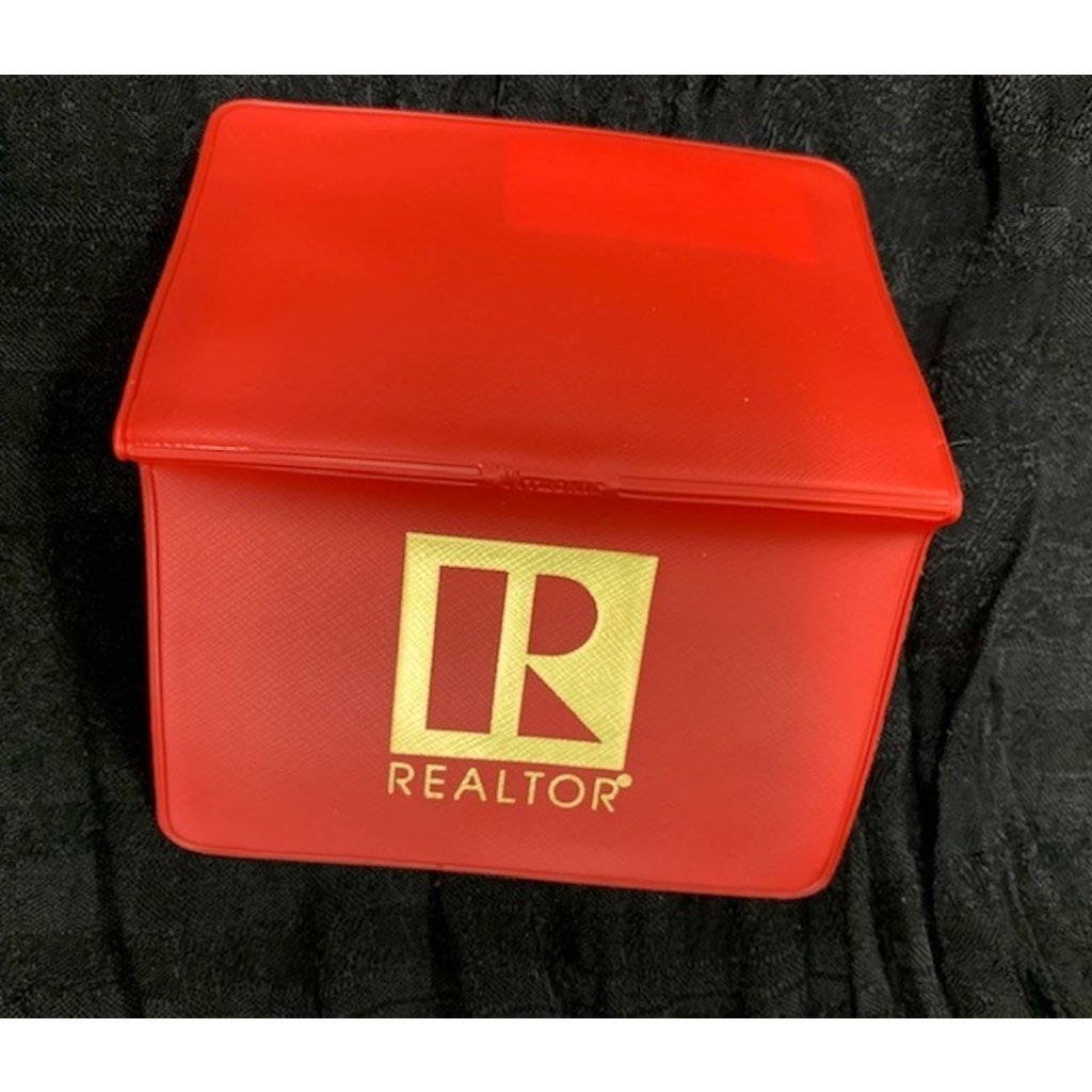 R/Logo Bus. Card Holder-Eco.