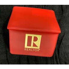R/Logo Bus. Card Holder-Eco.