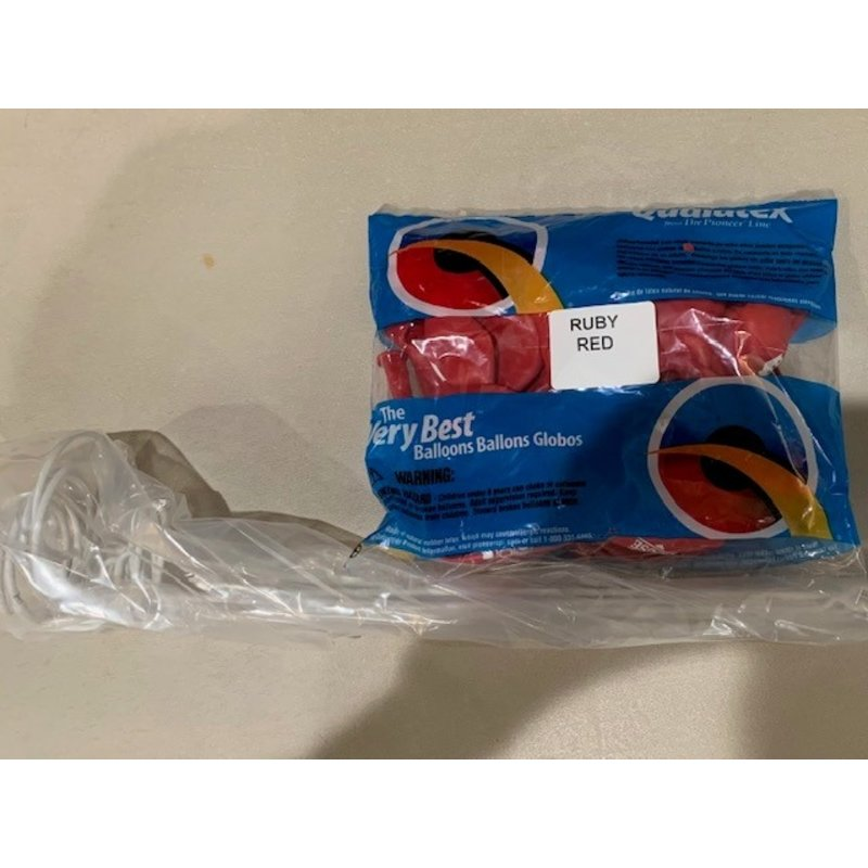 Balloonie Kit with 25 Open House Balloons