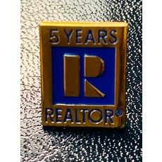 Pin - 5 yr Realtor