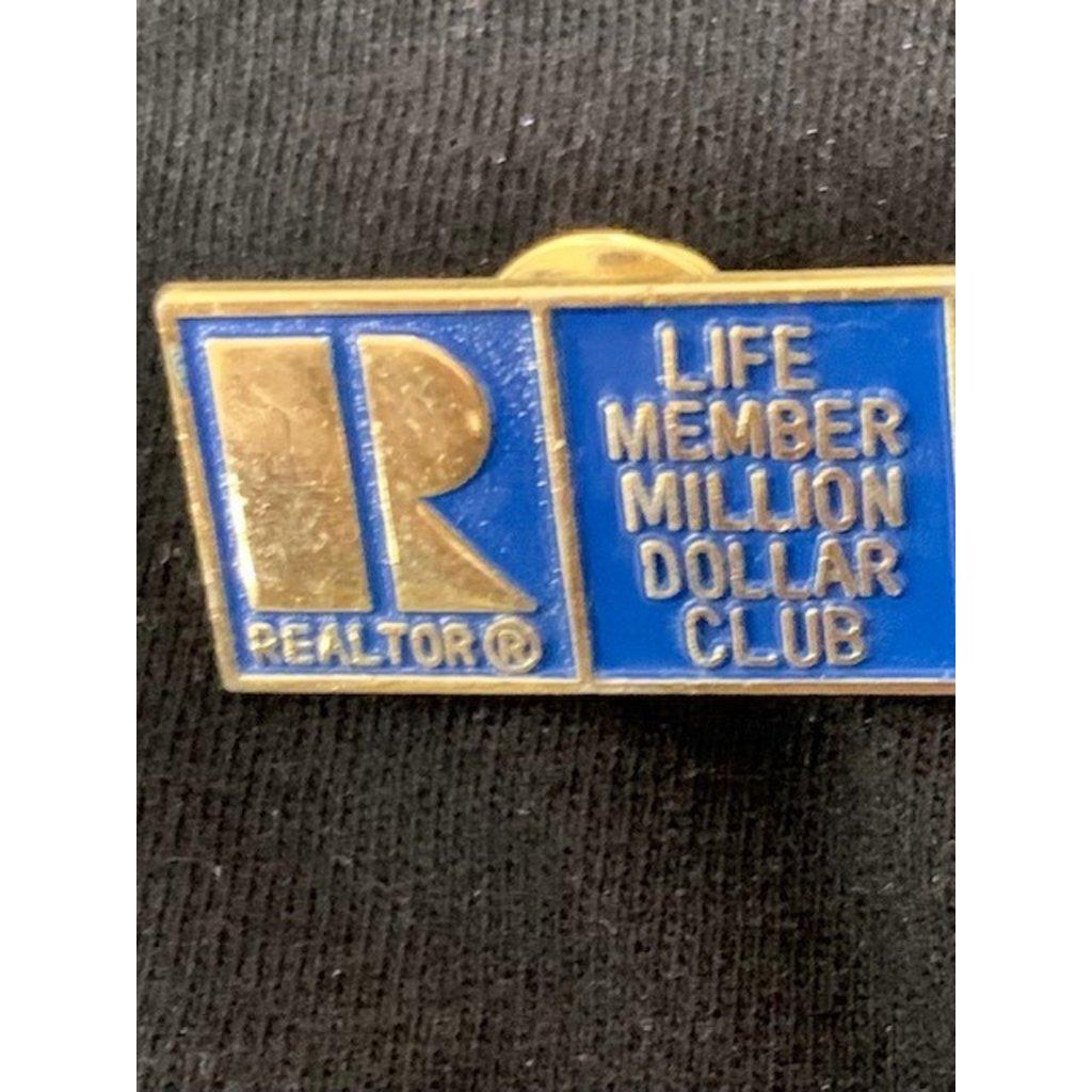Pin-Million Dollar Club