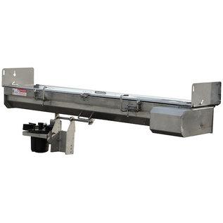 SaltDogg SaltDogg Electric Under Tailgate Spreader Standard Discharge-Stainless Steel