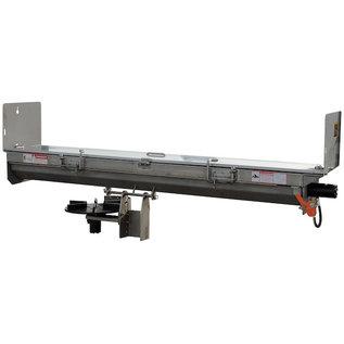 SaltDogg SaltDogg Under Tailgate Spreader Standard Discharge-15 Inch Sides-StainlessSteel