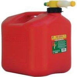 A.M. Leonard No-Spill® CARB 5 Gallon Fuel Can