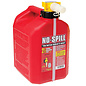 A.M. Leonard No-Spill® CARB Fuel Cans 2.5 Gal Red