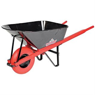 A.M. Leonard Sterling Tough Guy® 7-Cubic-Foot Contractor Wheelbarrow