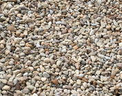 Gravel and Limestone