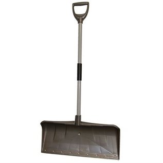 Rugg® 27-Inch Pathmaster Ultra Poly Pusher Snow Shovel