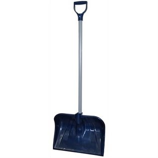 Rugg® 18-Inch Pathmaster Select Poly Snow Shovel