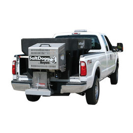 SaltDogg SaltDogg® 2 Cubic Yard Gas Poly Hopper Spreader