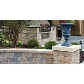 Unilock Estate Wall® 3-Inch Corner