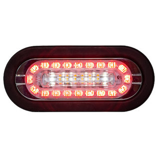 Buyers Products Company Combination 6 Inch LED Stop/Turn/Tail, Backup, And Strobe Light