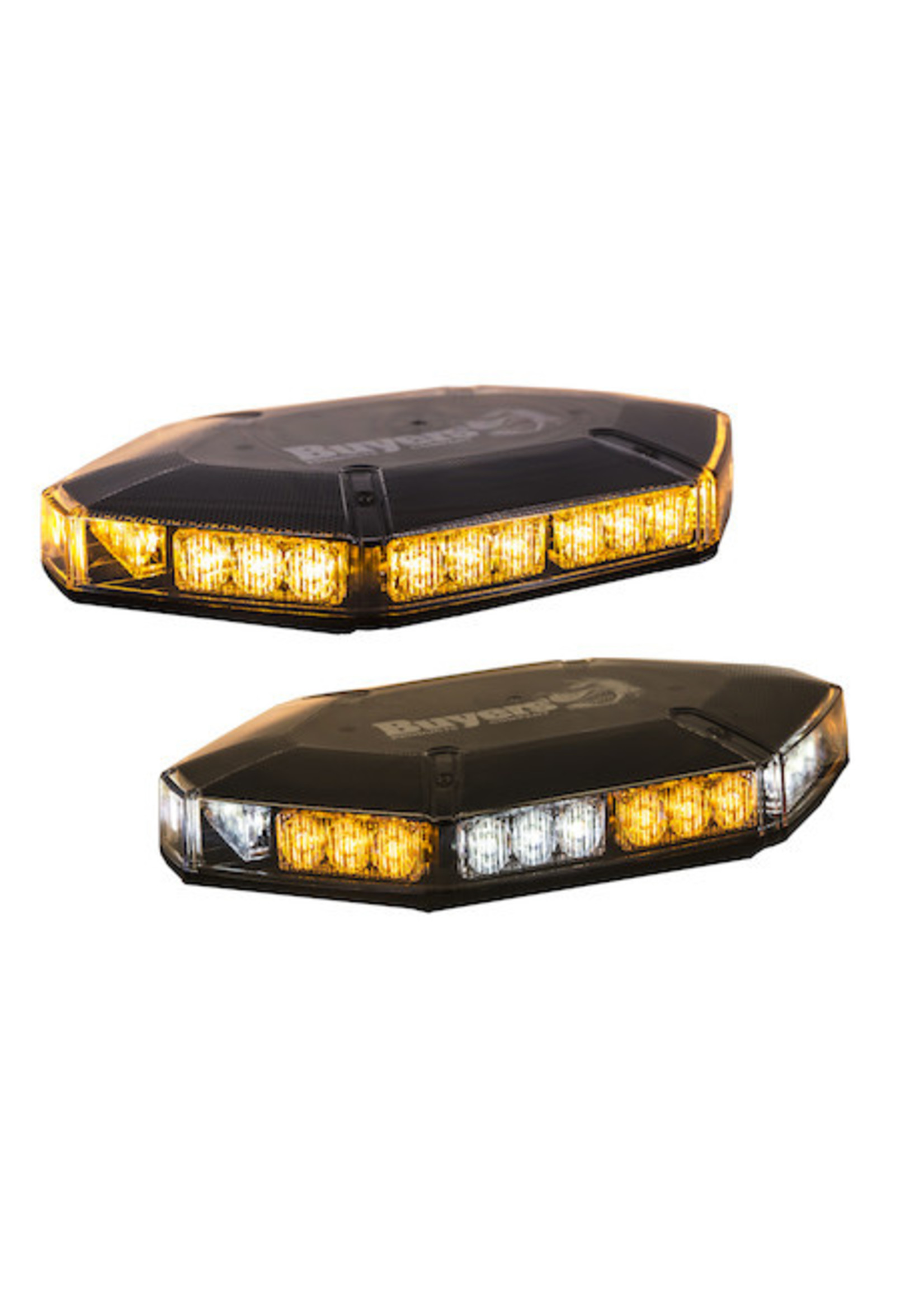 Buyers Products Company 17 Inch Octagonal LED Mini Light Bar Series