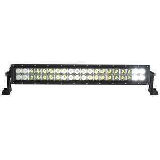Buyers Products Company Ultra Bright Straight Double Row LED Combination Spot-Flood Light Bar Series