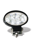 Buyers Products Company 5.5 Inch LED Clear Oval Flood Light