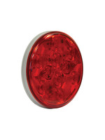 Buyers Products Company 4 Inch Round Stop/Turn/Tail Light with 10 LEDs