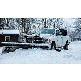 SnowDogg SnowDogg® TEII Snow Plow