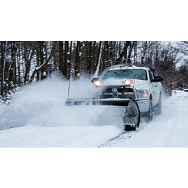 SnowDogg SnowDogg® HDII Snow Plow with RapidLink