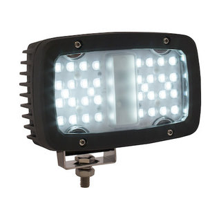Buyers Products Company 6.5 Inch Ultra Bright Rectangular 36 LED Floodlight
