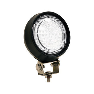 Buyers Products Company 5 Inch Wide LED Sealed Rubber Flood Light Series