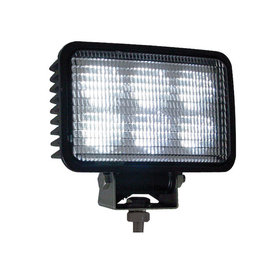 Buyers Products Company 4 Inch by 6 Inch Rectangular LED Clear Flood Light