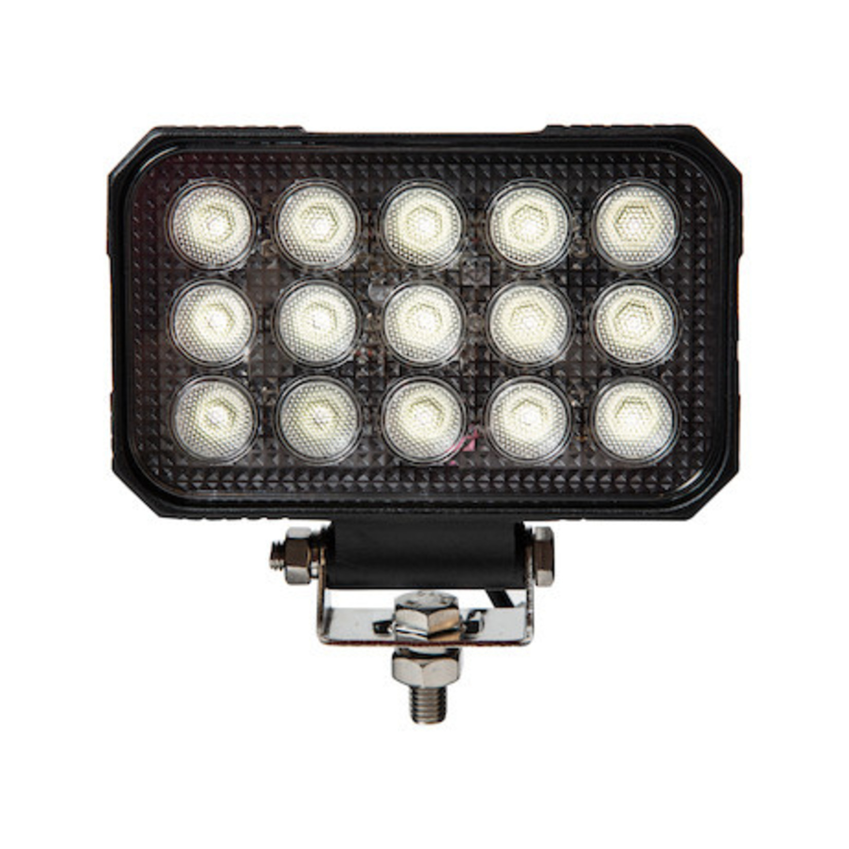 Buyers Products Company Ultra Bright 6 Inch Wide Rectangular LED Flood Light