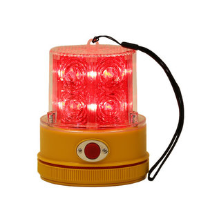 Buyers Products Company Portable 4 Inch Wide LED Beacon