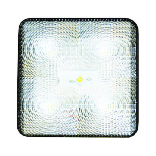 Buyers Products Company 4 Inch Wide Square LED Flood Light