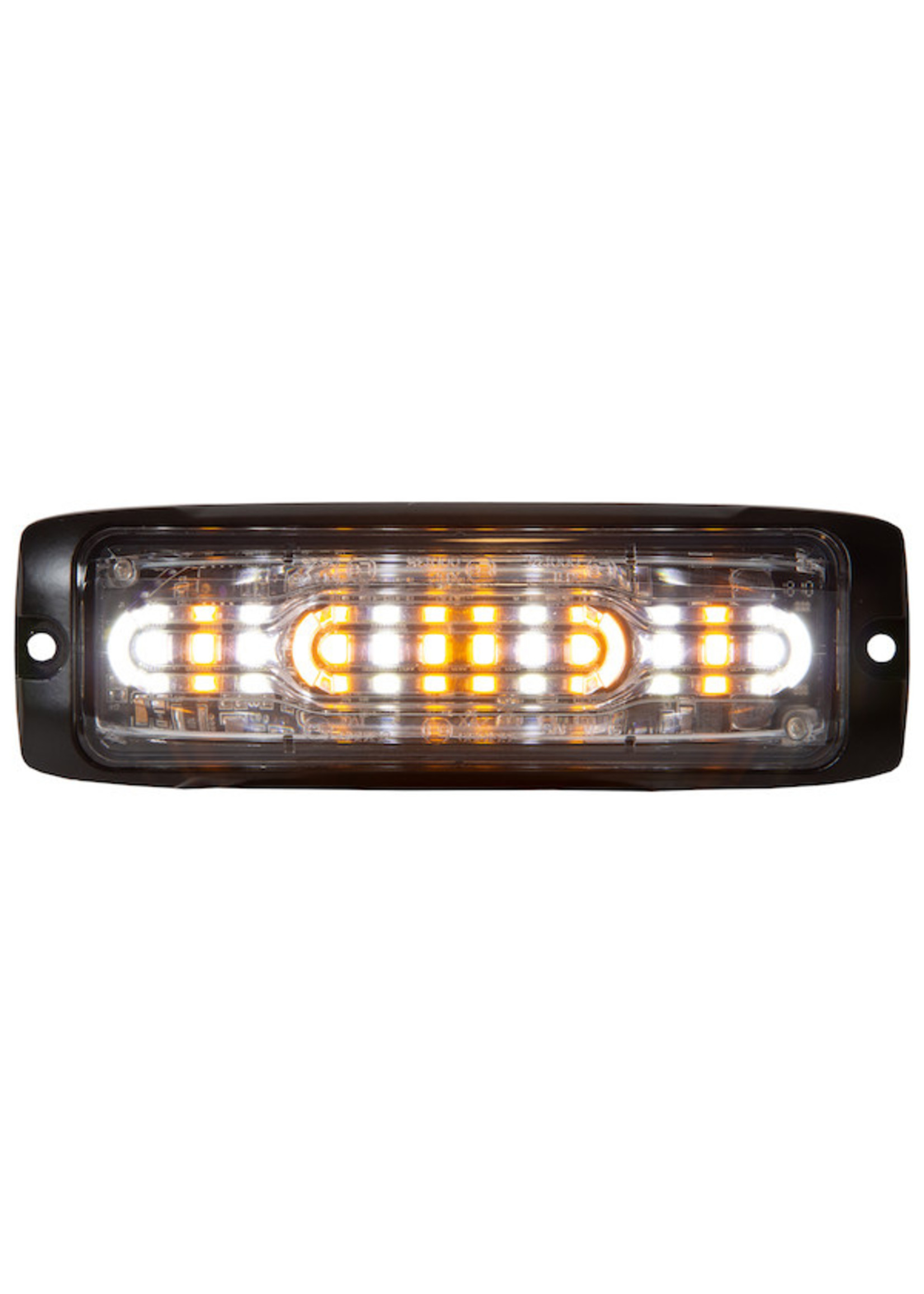 Buyers Products Company Ultra Thin Wide Angle 5 Inch LED Strobe Light Series