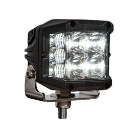 Buyers Products Company Ultra Bright Wide Angle 4 Inch Rectangular LED Spot-Flood Combination Light