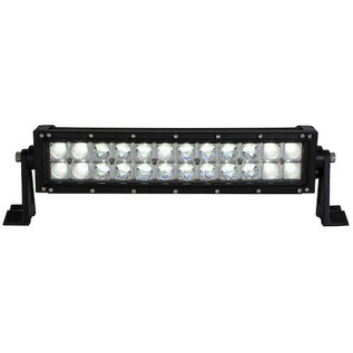 Buyers Products Company Curved Double Row LED Combination Spot-Flood Light Bar Series