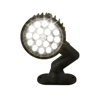 Buyers Products Company Ultra Bright Articulating 5 Inch Wide LED Spot Light