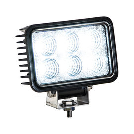 Buyers Products Company 6 Inch Wide Rectangular LED Spot Light