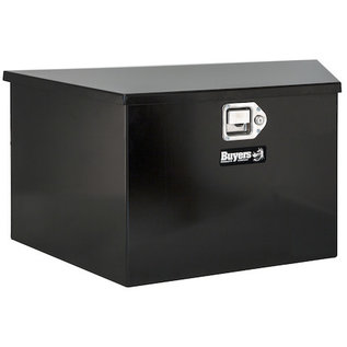 Buyers Products Company Black Steel Trailer Tongue Truck Box Series