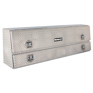 Buyers Products Company Diamond Tread Aluminum Contractor Truck Box Series