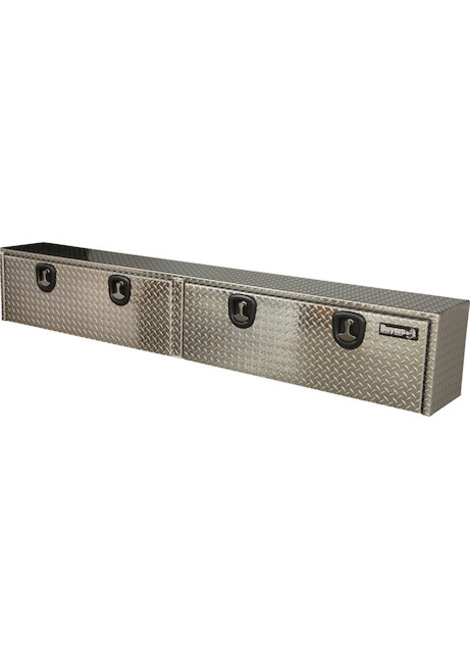 Buyers Products Company Diamond Tread Aluminum Topsider Truck Box Series