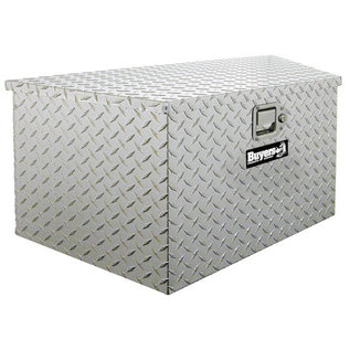 Buyers Products Company Diamond Tread Aluminum Trailer Tongue Truck Box Series