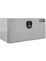 Buyers Products Company XD Smooth Aluminum Underbody Truck Box with Diamond Tread Door Series