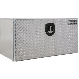 Buyers Products Company XD Smooth Aluminum Underbody Truck Box with Diamond Tread Door Series