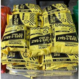Pallet (49) 50 Lbs. Bags Rock Salt