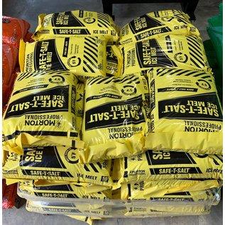 Pallet (49) 50 Lbs. Bags Morton Rock Salt (Yellow Bag)
