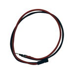 Buyers Products Company SAM 90 Inch Vehicle Side Power/Ground Cable-Replaces Boss #HYD01684