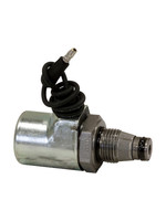 """SAM SAM """"A"""" Solenoid Coil And Valve With 3/8 Inch Stem-Replaces Meyer #15356"""