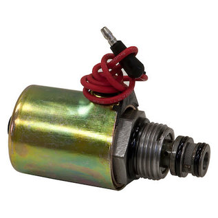 """SAM SAM """"B"""" Solenoid Coil And Valve With 5/8 Inch Stem-Replaces Meyer #15357/15697C"""