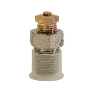 SAM SAM Pressure Relief Valve With Bushing-Replaces Meyer #08473