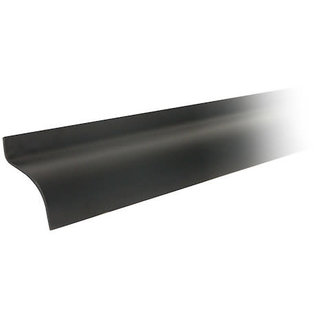 SAM SAM Universal Thermoplastic Snow Deflector 3/16 x 8 x 108 Inch With Fasteners