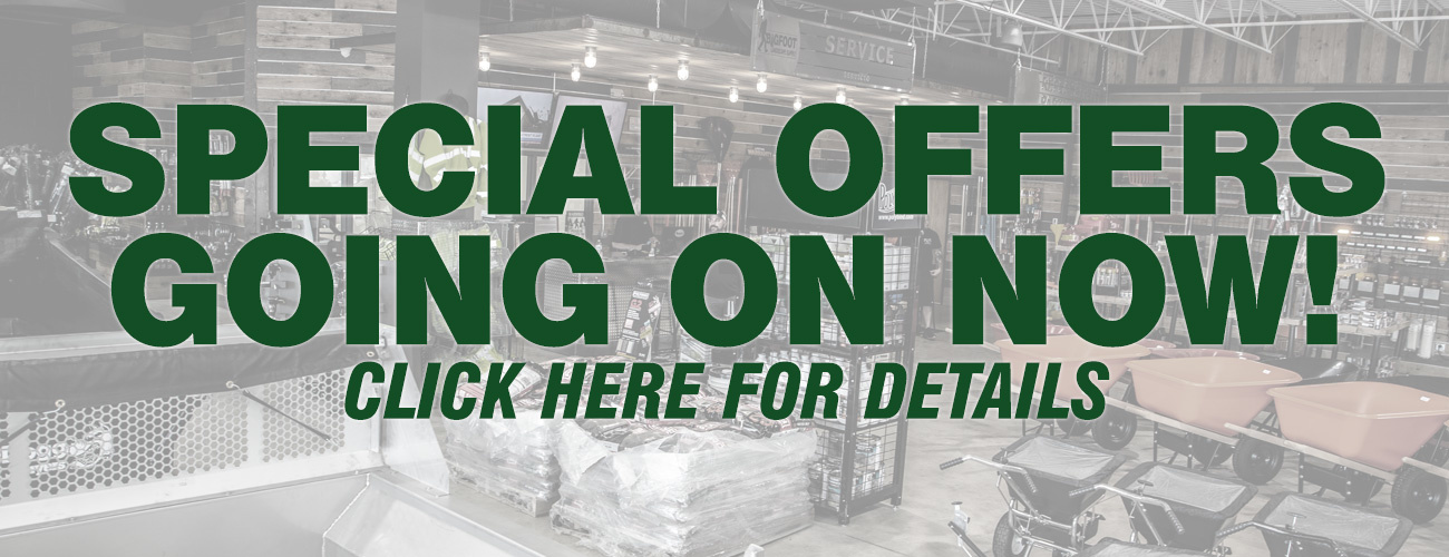 Special Offers Going on Now - Snow Plow and Salt Spreader Sales | Northeast Ohio - Cleveland, Akron, Twinsburg, Bedford